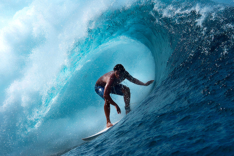Tahiti Surf | Surfing Tahiti | Surfing The Islands Of Tahiti