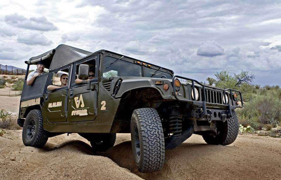 Stellar Adventures Off Road Tours - Hummers