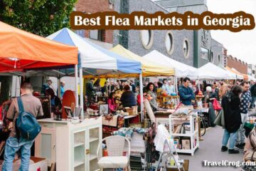 Best Flea Markets In Georgia