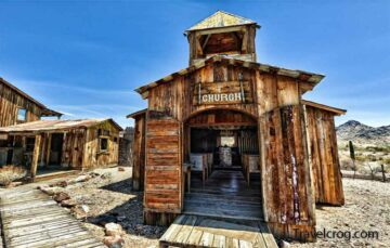 Castle Dome Mine Museum Ghost Town Yuma.