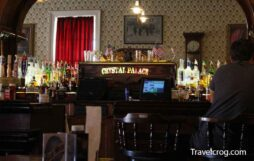 Crystal Palace Saloon And Restaurant Tombstone