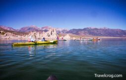 Kayak Tour At Mono Lake