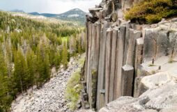 Road To Devils Postpile