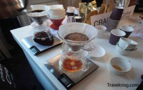 Sample The Coffee At Common Grounds Payson