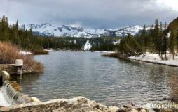 Scenic Loop In Mammoth Lakes
