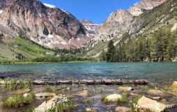 Scenic Loop In Mammoth Lakes View