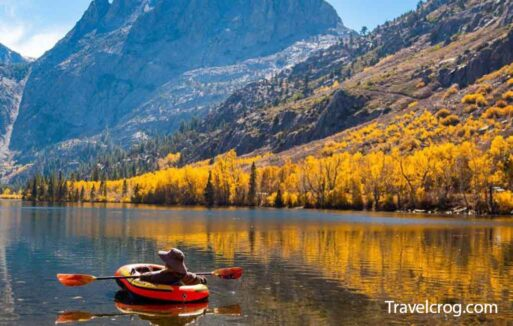 The June Lake Fall Colors