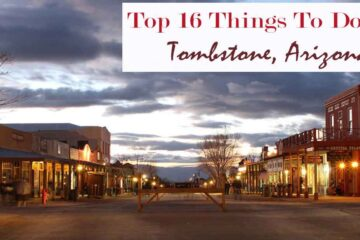 Things To Do In Tombstone Az