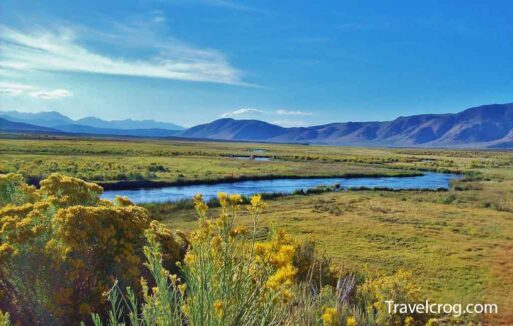 Beautiful Owens River
