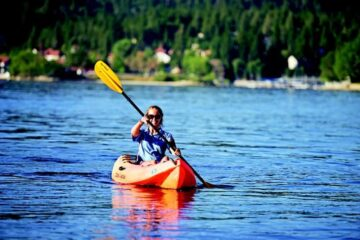 Best Kayaking Spots In California
