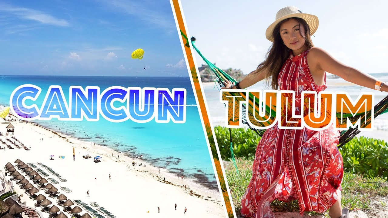 Cancun Vs Playa Del Carmen