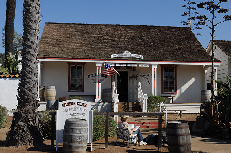 Old Town San Diego State Historical Park